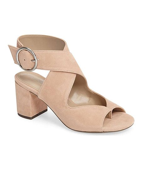 bd2728e43 Charles by Charles David Nude Kami Suede Sandal - Women