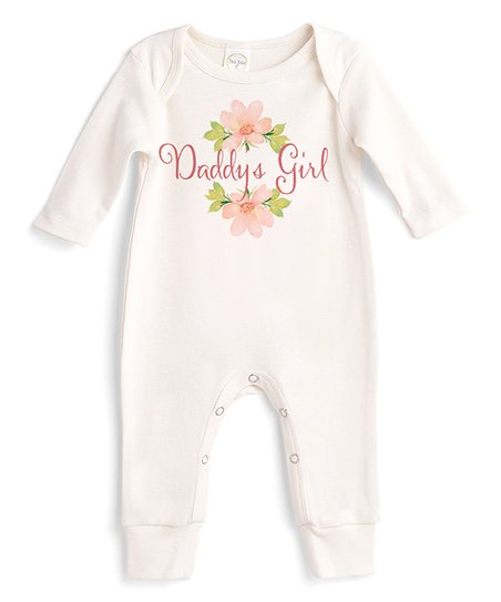b685441a472 love this product Ivory  Daddy s Girl  Playsuit - Newborn   Infant