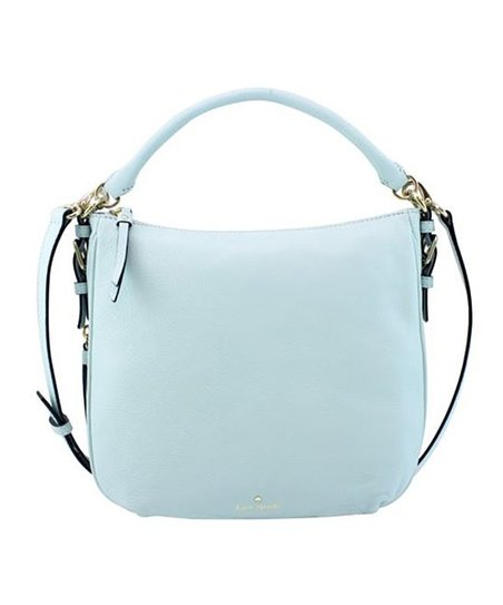 Kate Spade Grace Blue Cobble Hill Small Ella Leather Hobo  5bf5e128e33b4