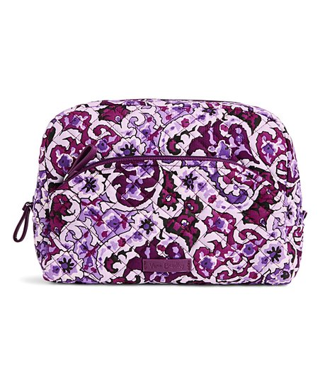 5d8922d0a82a Vera Bradley Lilac Paisley Iconic Large Cosmetic Bag