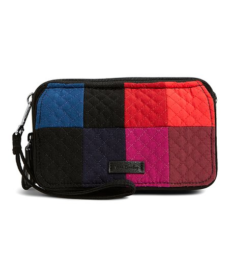 d77ddb8218c4 love this product Winter Patchwork Iconic RFID All in One Crossbody Bag