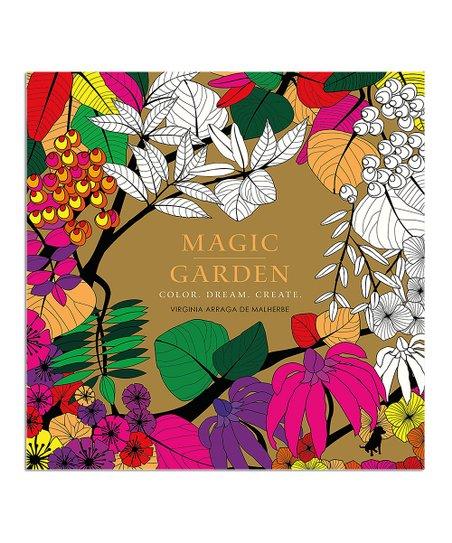 Hachette Book Group Magic Garden Coloring Book Zulily