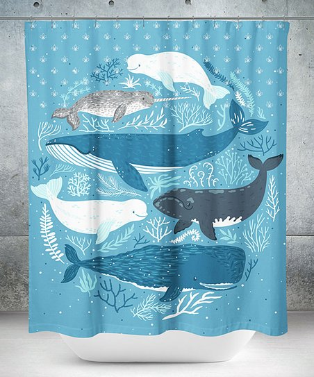 Love This Product Sea Life Shower Curtain