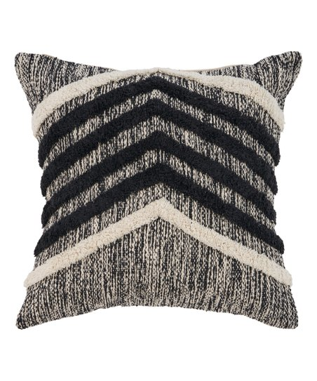 Black And Cream Decorative Pillows  from cfcdn.zulily.com