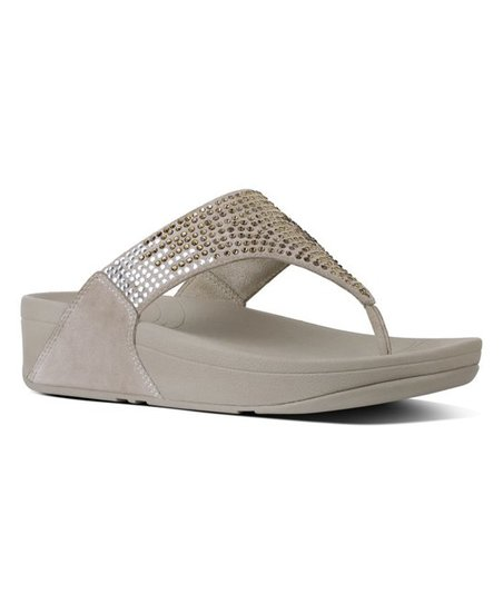 27540324a592d love this product Pebble Flare Suede Sandal - Women