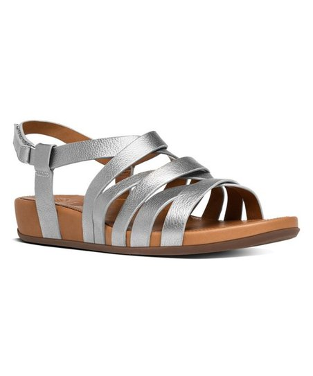0643aed55 love this product Silver Lumy Leather Sandal - Women
