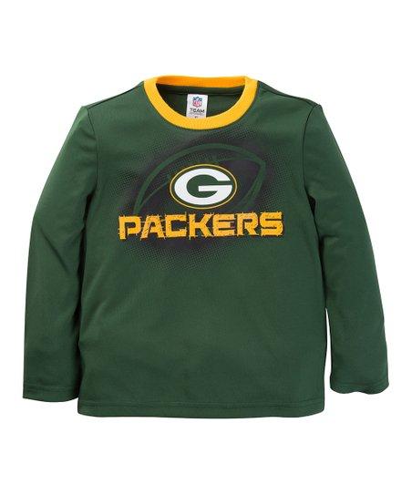 Gerber Childrenswear Green Bay Packers Long-Sleeve Tee - Infant  39347fb95