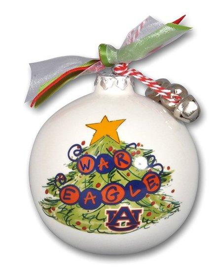 Auburn Tigers Christmas Tree Ornament - Magnolia Lane Auburn Tigers Christmas Tree Ornament Zulily