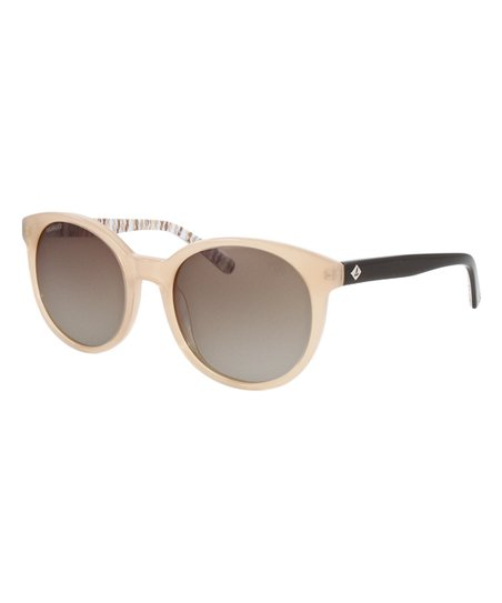 9f626db974 Sperry Brown Rope   Brown Gradient Polarized Castine Sunglasses ...