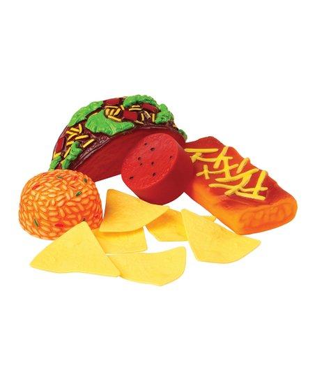 449a002ed4f9b Constructive Playthings Hispanic Food Set
