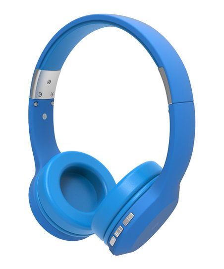 81e806a7cac Polaroid Blue Bluetooth Headset | Zulily