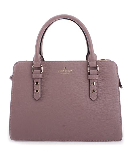 00fa43e013fe love this product Porcini Lise Mulberry Street Leather Satchel