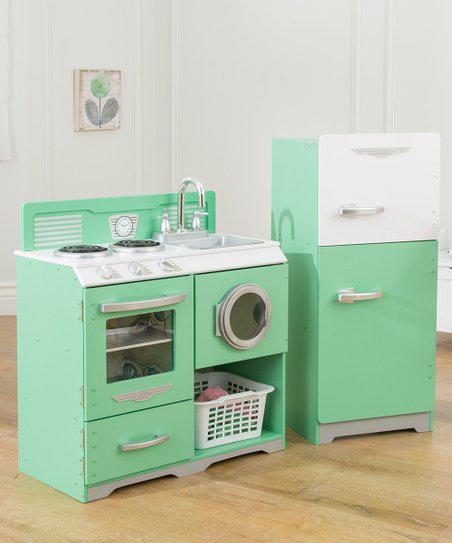 KidKraft Homestyle Kitchen Play Set