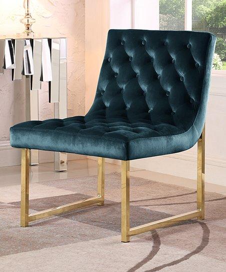 Swell Green Esfir Accent Chair Creativecarmelina Interior Chair Design Creativecarmelinacom