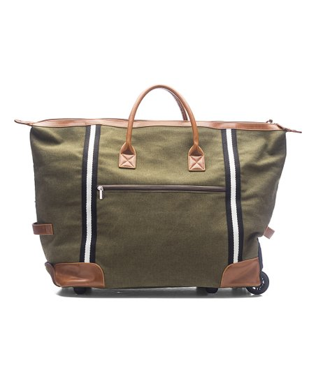 34480aff1896 love this product Original Trolley Rolling Duffel Bag