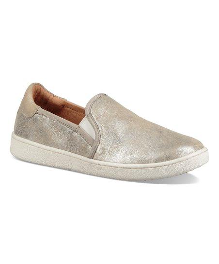 fb3ec2bcc526f UGG® Silver Cas Stardust Suede Slip-on Sneaker - Women