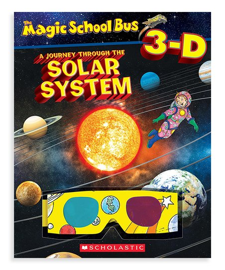 Scholastic Magic School Bus 3-D: Journey Through the Solar System
