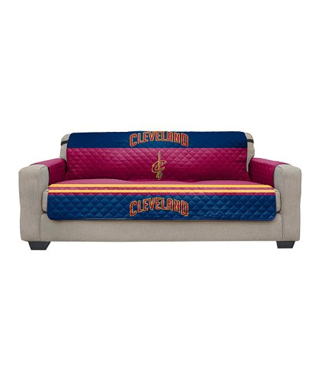 Pegasus Sports Cleveland Cavaliers Sofa Reversible Furniture