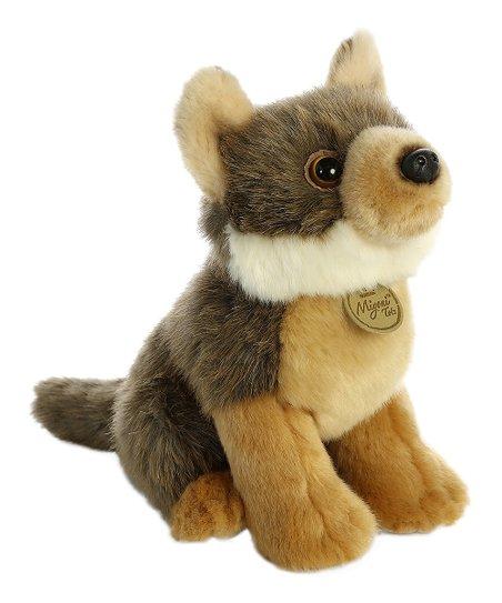 Aurora World 10 Wolf Pup Plush Toy Zulily