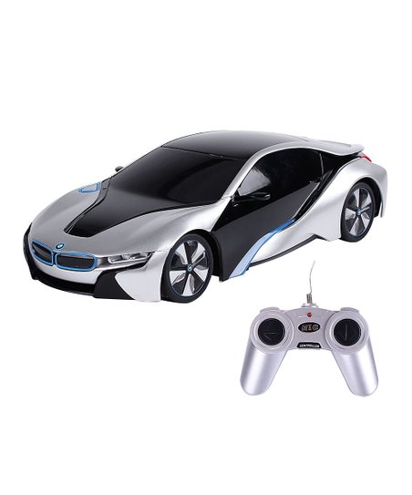 Az Trading And Import Silver Bmw I8 Concept Remote Control Sports
