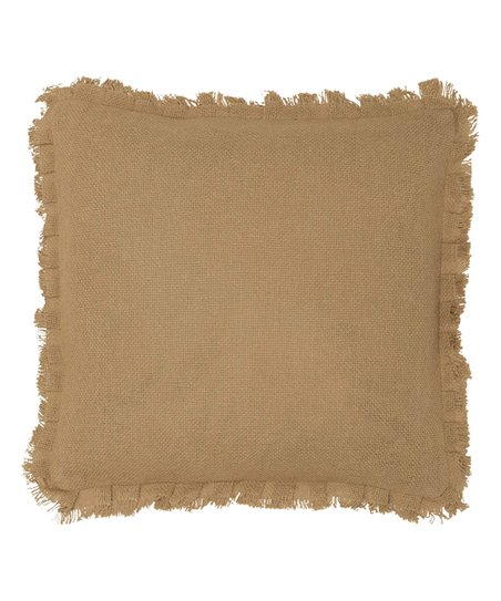 love this product Burlap Fringed Throw Pillow 28ca2cb31