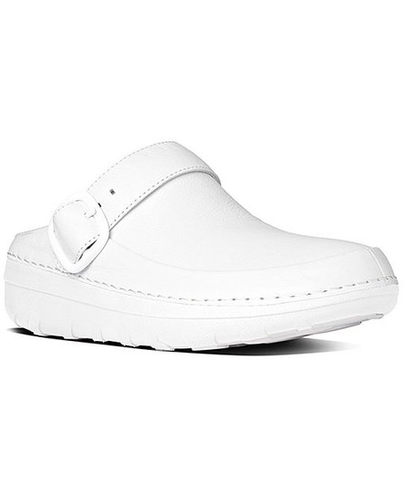 5d50f54d7 love this product White Gogh Pro Leather Clog - Men