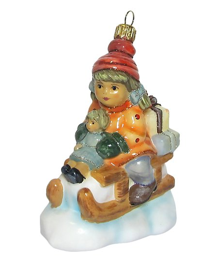 Hummel Christmas Ornaments.Hummel Christmas Delivery Ornament Zulily