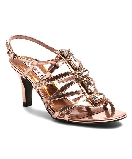 a070b77f195e6 love this product Rose Gold Too Anna Sandal