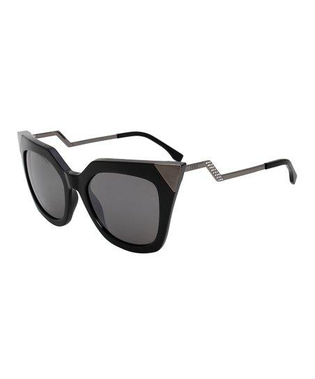 94e3e993778 love this product Black   Silver Cat-Eye Sunglasses