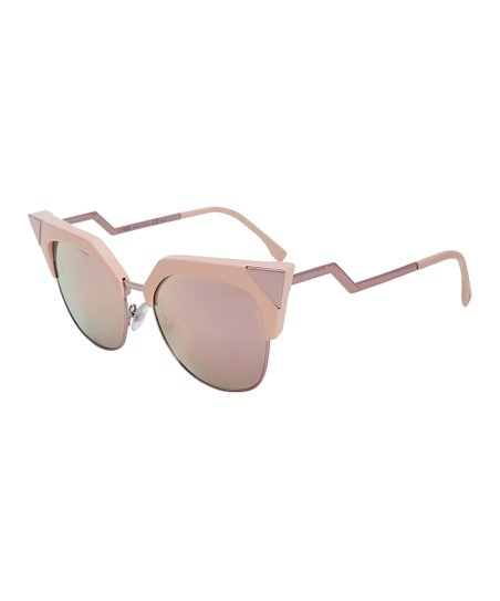 c08d8816c7 love this product Pink Iridia Cat-Eye Sunglasses