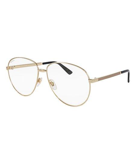 1c7c377270 Gucci Transparent Aviator Sunglasses - Unisex