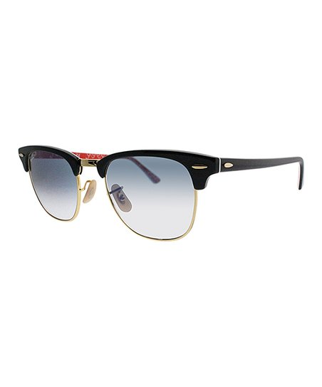 3c9cd6a533 love this product Black   Blue Gradient Clubmaster Sunglasses - Unisex