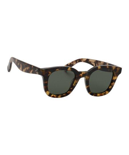 b895384065b6 Celine Havana Honey Square Sunglasses
