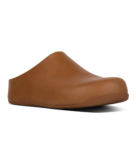 df97192317db25 love this product Caramel Shuv Leather Clog - Women