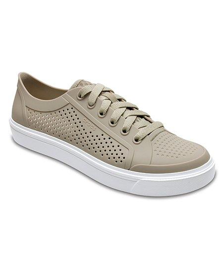 4a92a20faed3 Crocs Cobblestone CitiLane Roka Court Sneaker - Women
