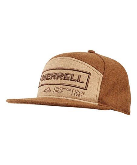 Merrell Dark Earth Urbaneer Wool-Blend Cap - Men  d167d5365f9
