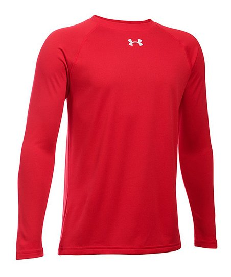 Under Armour Youth Locker Long Sleeve Tee