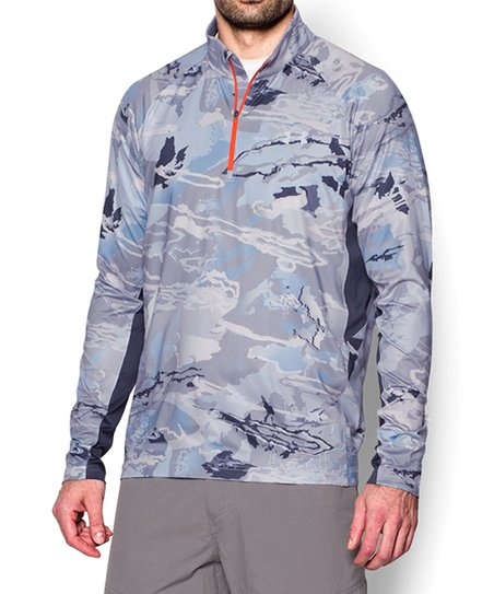 d52524ba34 Under Armour® Ridge Reaper Camo CoolSwitch Thermocline Quarter-Zip ...