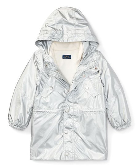 b613ae155 love this product Silver Three-in-One Jacket - Toddler, Girls & Juniors
