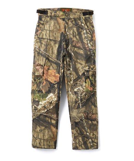 f77d6bb7e9f Trailcrest Breakup Country Mossy Oak Pocket Cargo Pants - Boys
