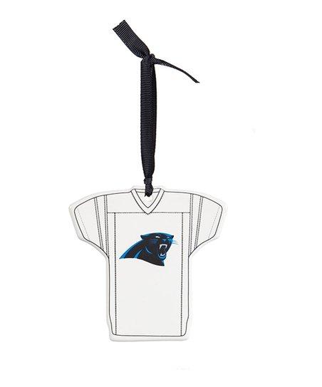 7651130e Carolina Panthers Jersey Coloring Ornament