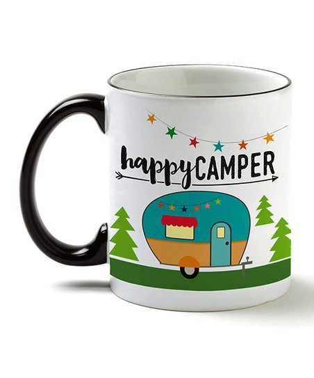 6f1a8f23af1 Personalized Planet Happy Camper Personalized Mug | Zulily