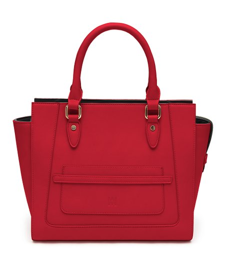 love this product Red Michelle Classic Tote 0819fd115a631