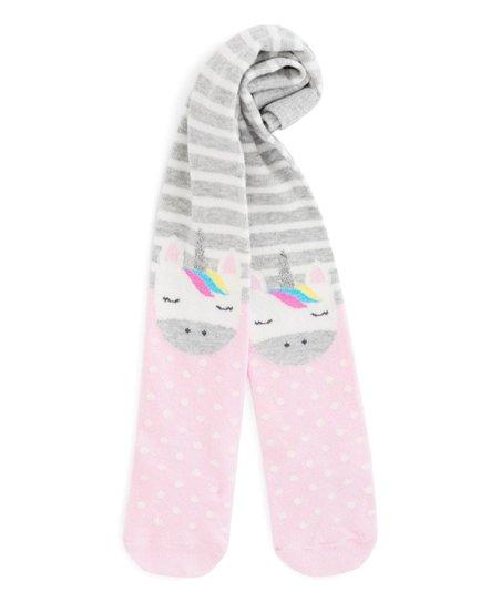 3ea89d0994b9a0 JoJo Maman Bébé Pink Unicorn Tights - Infant | Zulily