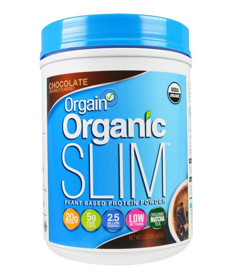 Orgain Chocolate Organic Slim Weight Loss Powder