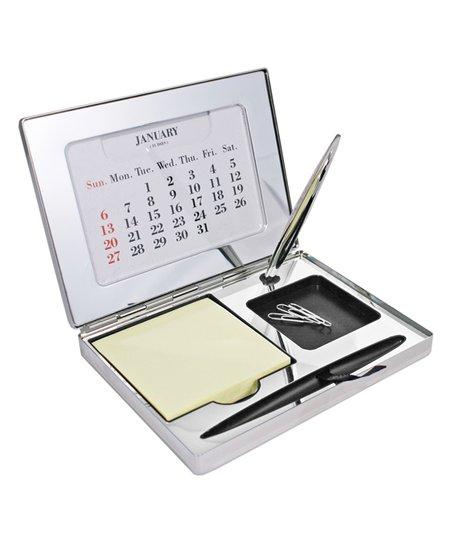 Natico Originals Silver Desk Organizer Frame Zulily
