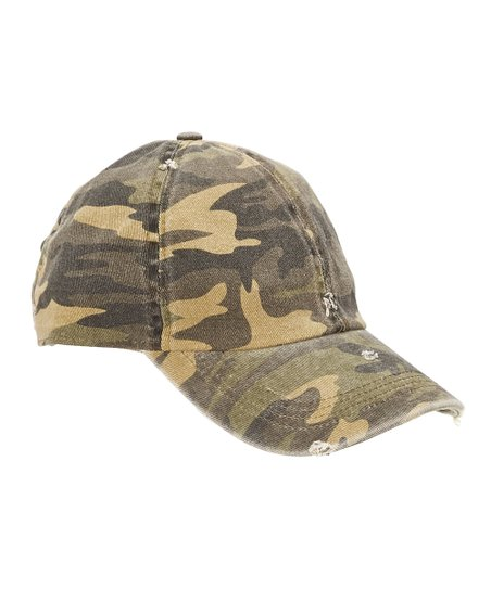 David   Young Olive Camouflage Baseball Cap  0e6ac1d479f