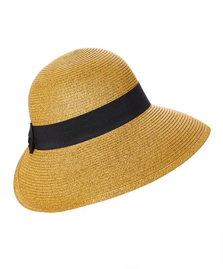 love this product Natural Split-Back Sun Hat 8f679ac5853