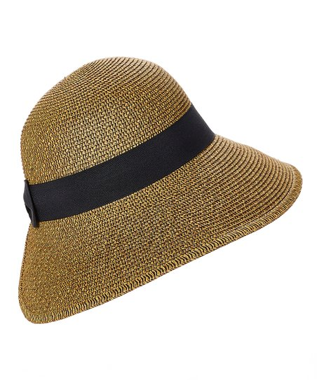DNMC Dark Heather Split-Back Sun Hat  f271798b087