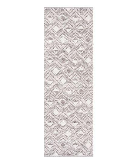 Safavieh Rugs Charcoal Ivory Khaleesi Montauk Handwoven Rug Best Price And Reviews Zulily